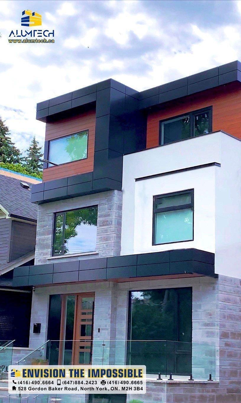222 Wychwood Ave, 4, acm panels, aluminum composite panel