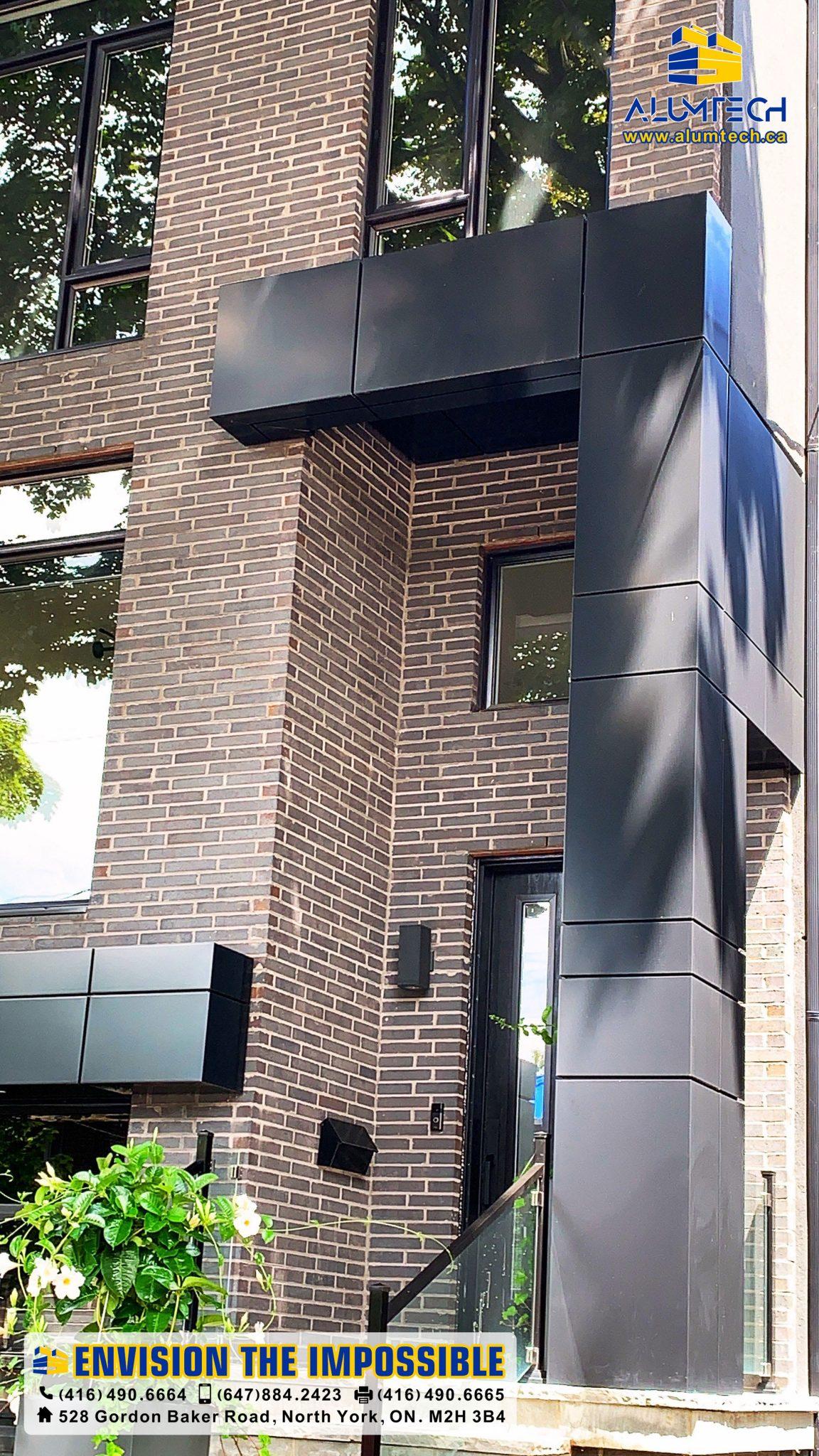 57 Roseneath Gdns 3, acm panels, aluminum composite panel