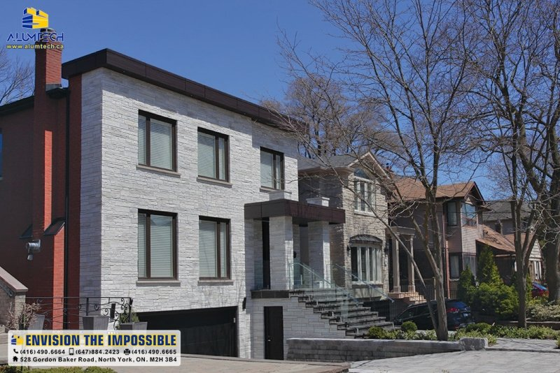 aluminum composite panel Toronto, Alumtech Bond