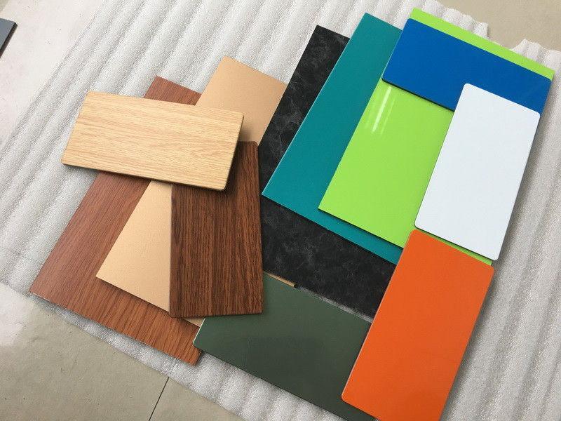 ACP/ACM panels samples