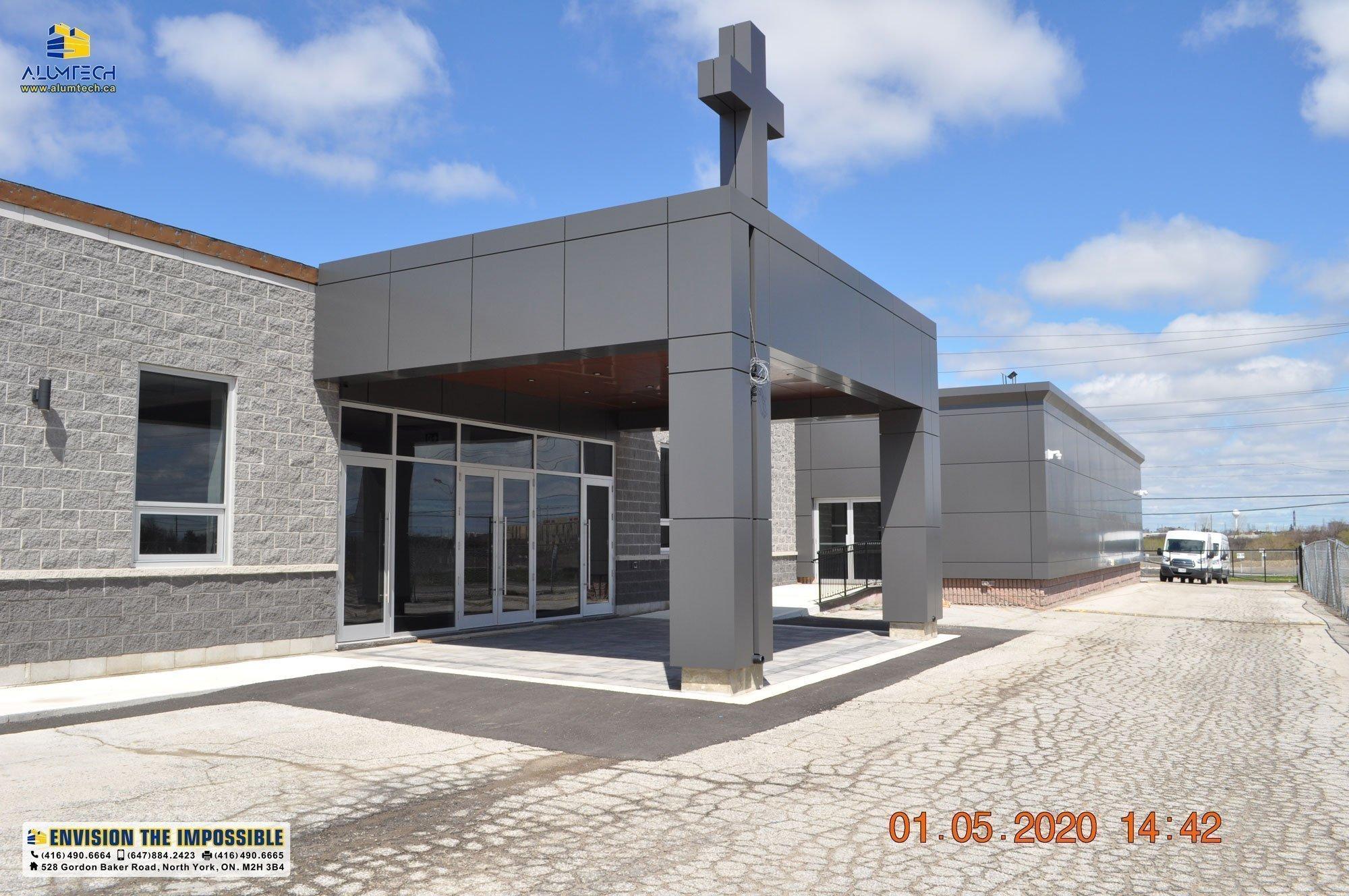 Alumtech.ca residential ACP, ACM , Etobicoke