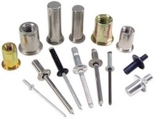 type of rivets