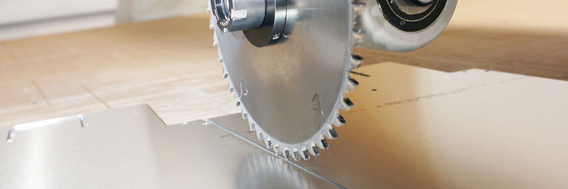 Cut Aluminum Composite Panels