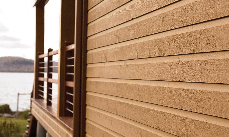 wood sidings