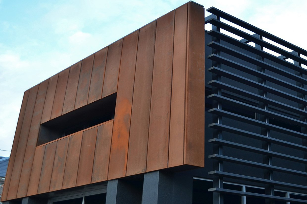 Cassette Panels Cladding