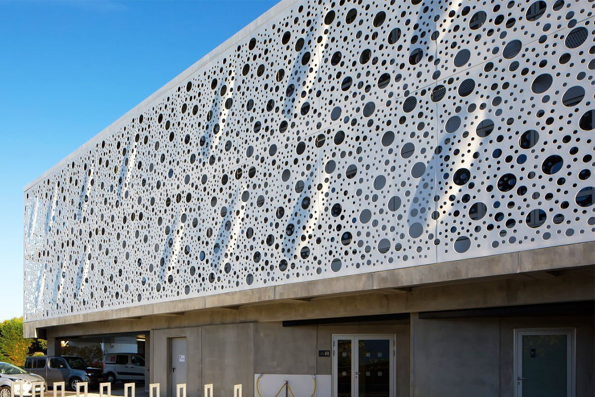 Perforated and decorative panels