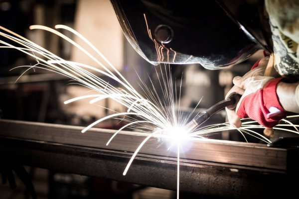 welding sheet metal