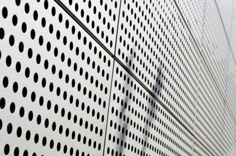Perforated Decorative Panels