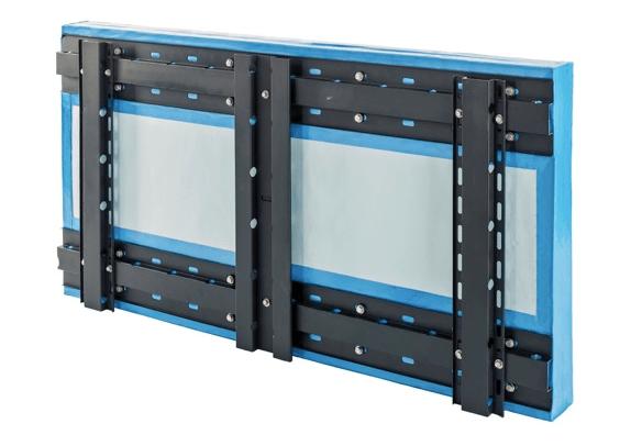 Vertcial Installation Method of Rainscreens
