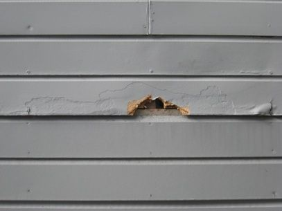 wood siding repair and replace