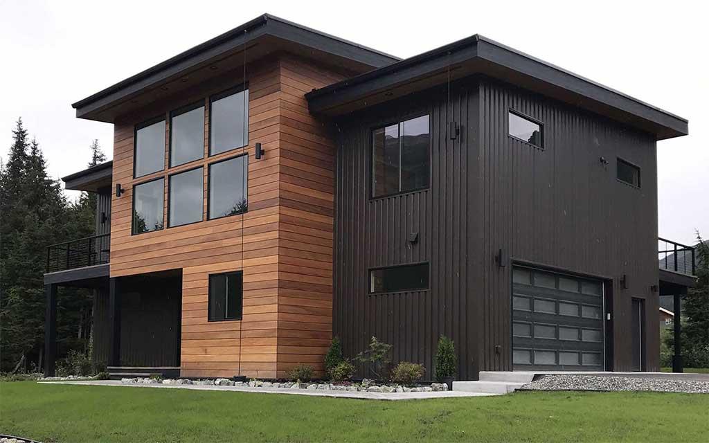 longboard aluminum wood siding compared to wood siding